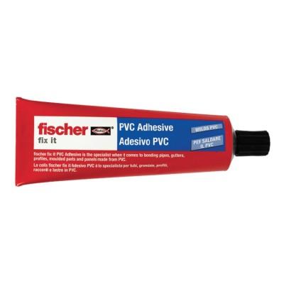 FISCHER  L'adesivo per PVC impermeabile e resistente ai raggi ultravioletti