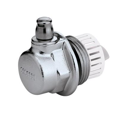 Caleffi tappo per radiatori con valvola di sfogo aria 1
