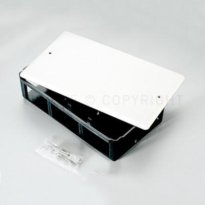 Cassetta per collettori totem e complanari tiemme cm 40 1810010